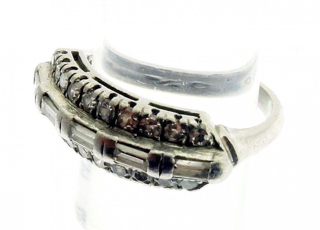 Vintage Diamond Ring - 2