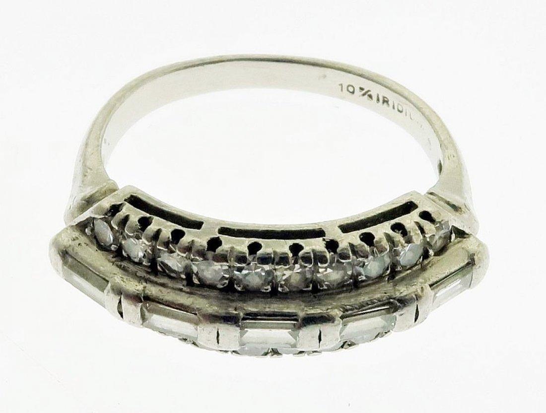 Vintage Diamond Ring - 3