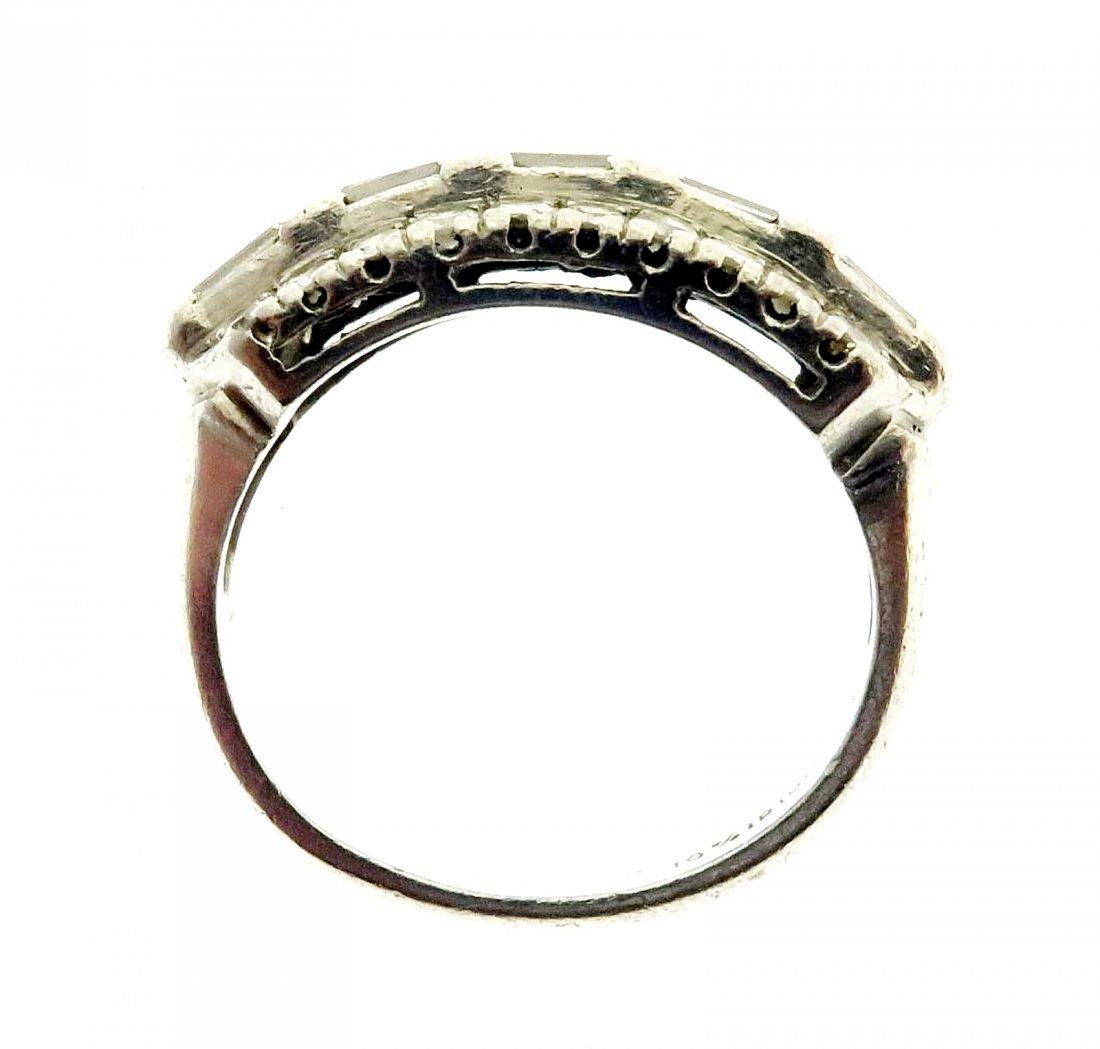Vintage Diamond Ring - 4