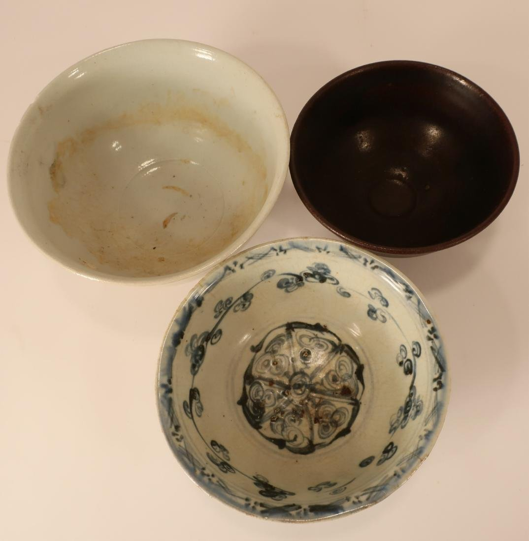 Assorted Antique Asian Pottery - 2