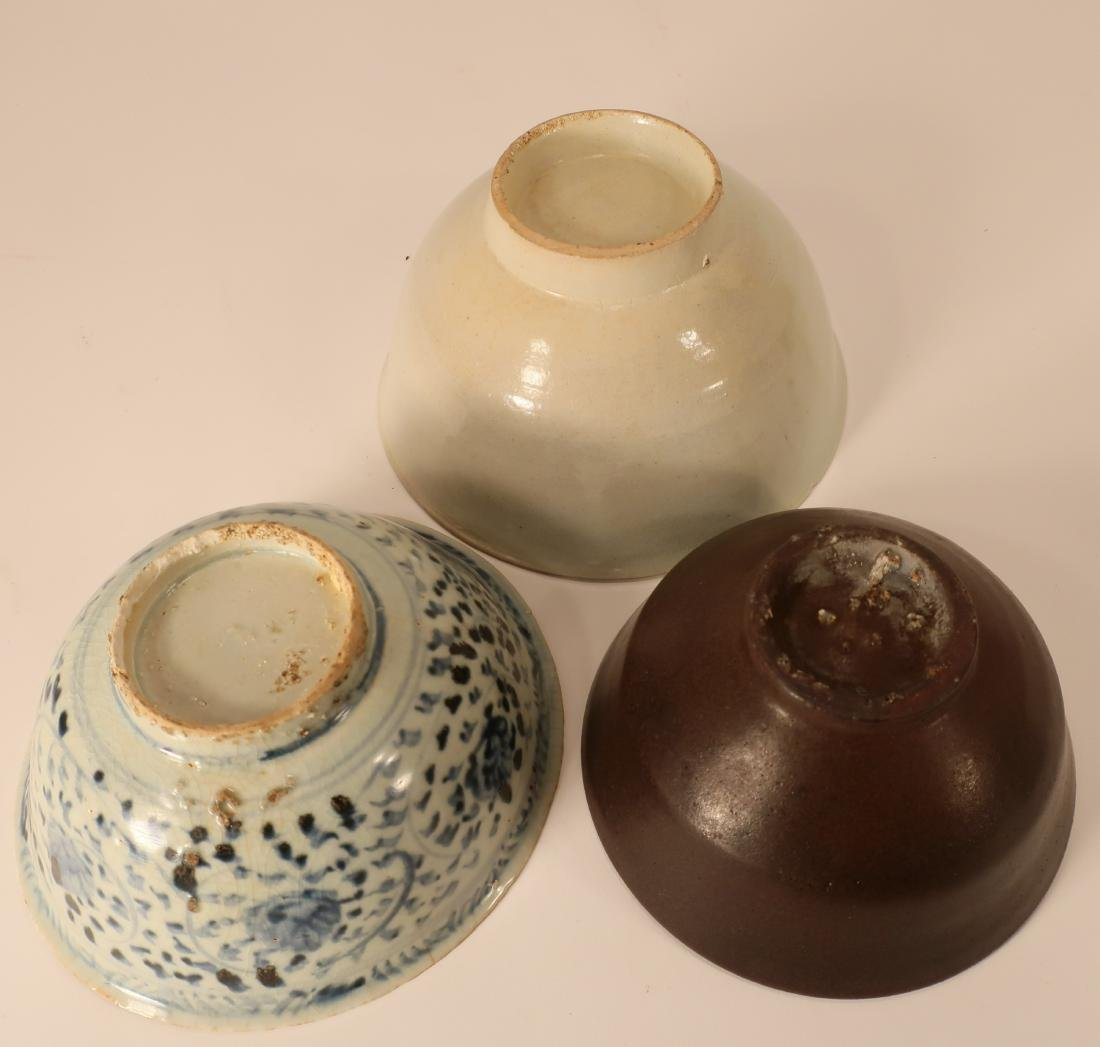 Assorted Antique Asian Pottery - 3