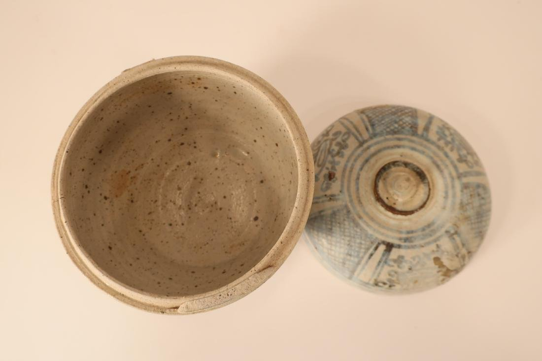 Assorted Antique Asian Pottery - 4