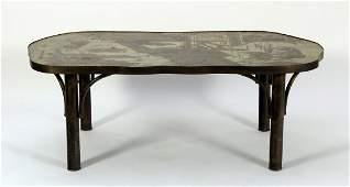 Philip Kelvin Laverne Chan Coffee Table 1970