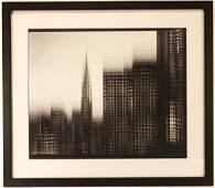 Len Prince, Am., b. 1953, The Chrysler Building