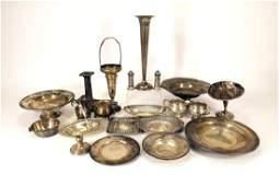 Misc Sterling Hollowware Tiffany Gorham Howard