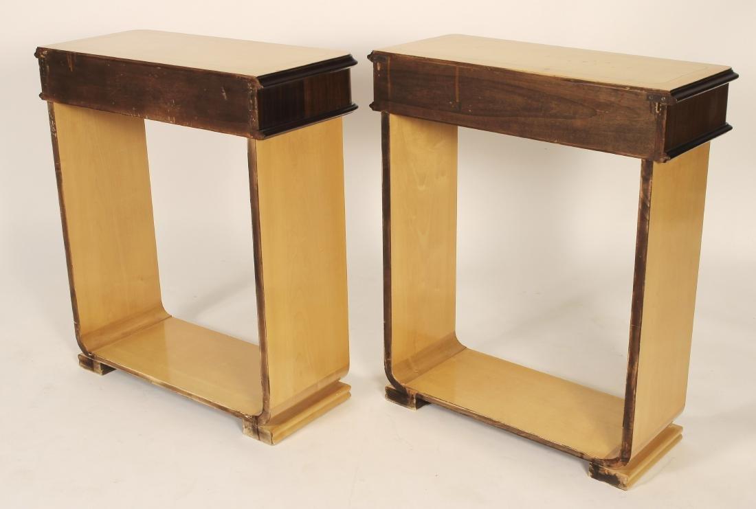 Pair of Italian Console Tables,c.1940 - 6