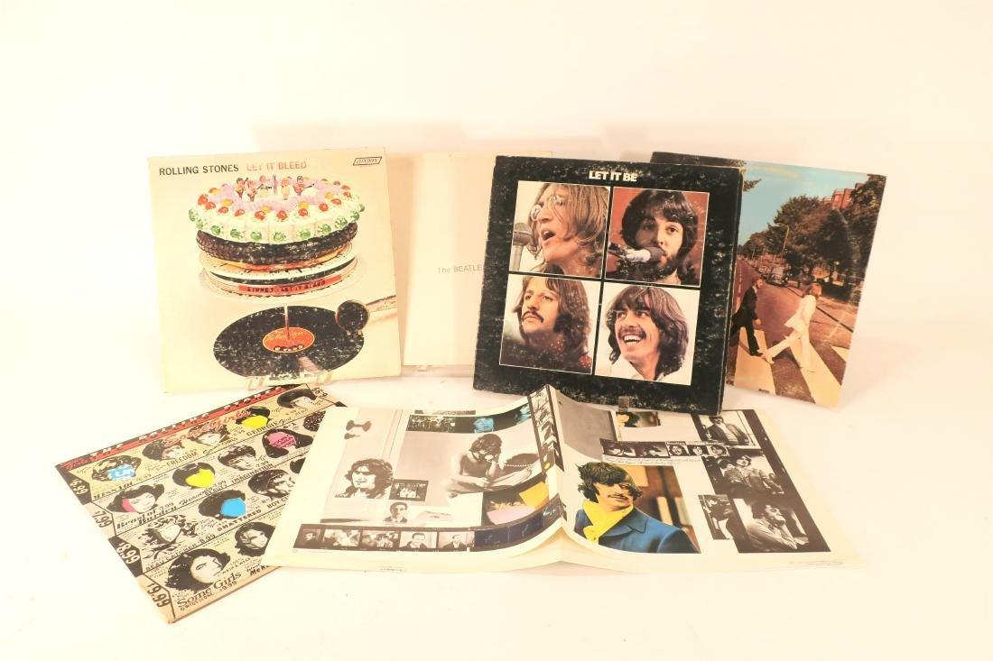 Lot of LP's,  Vinyl records mixed artists - 2