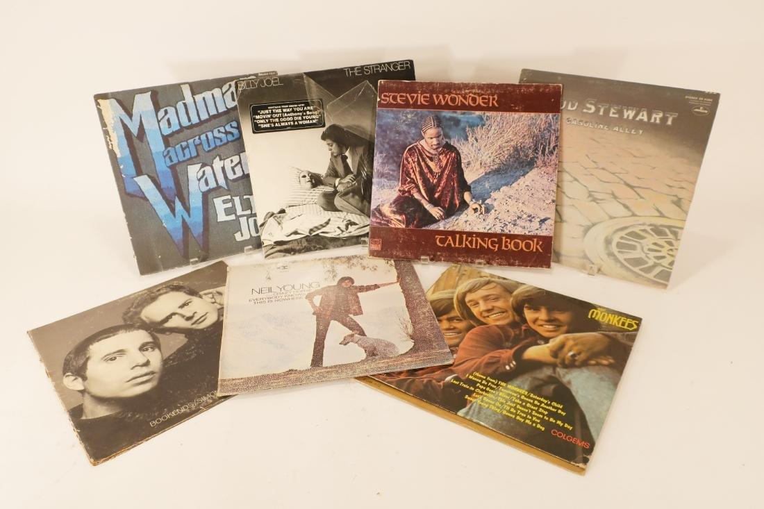 Lot of LP's,  Vinyl records mixed artists - 3