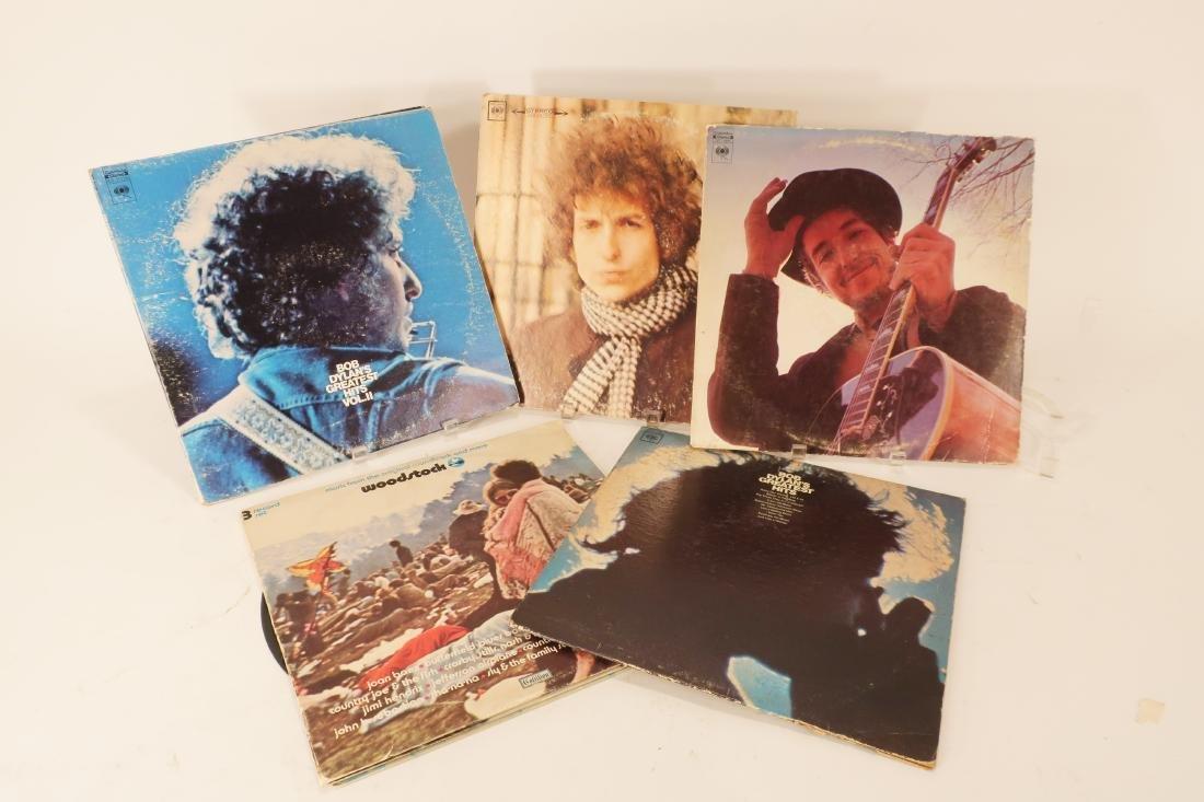 Lot of LP's,  Vinyl records mixed artists - 4