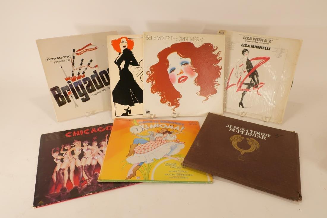 Lot of LP's,  Vinyl records mixed artists - 5