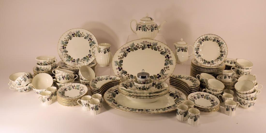Royal Worcester Lavinia Dinner Service