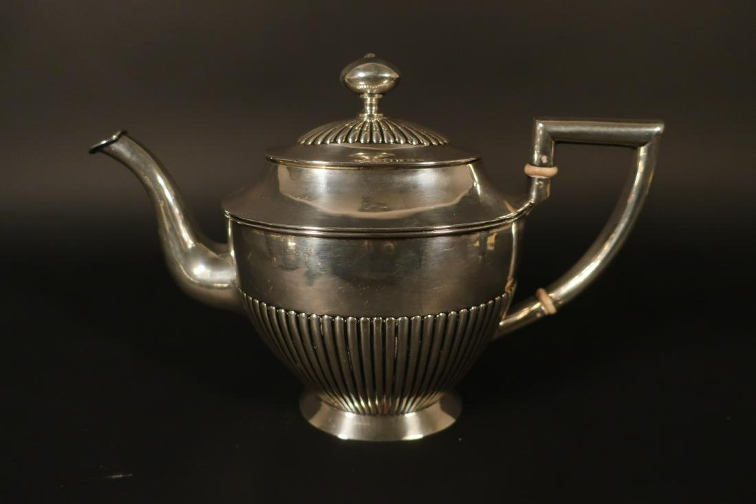 Austrian 7 Pc. .800 Silver Coffee/Tea Service - 3