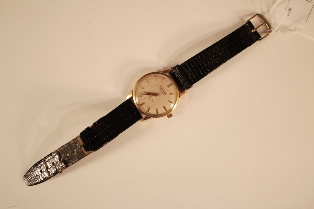 Grand Seiko Chronometer Gentleman's Wrist Watch