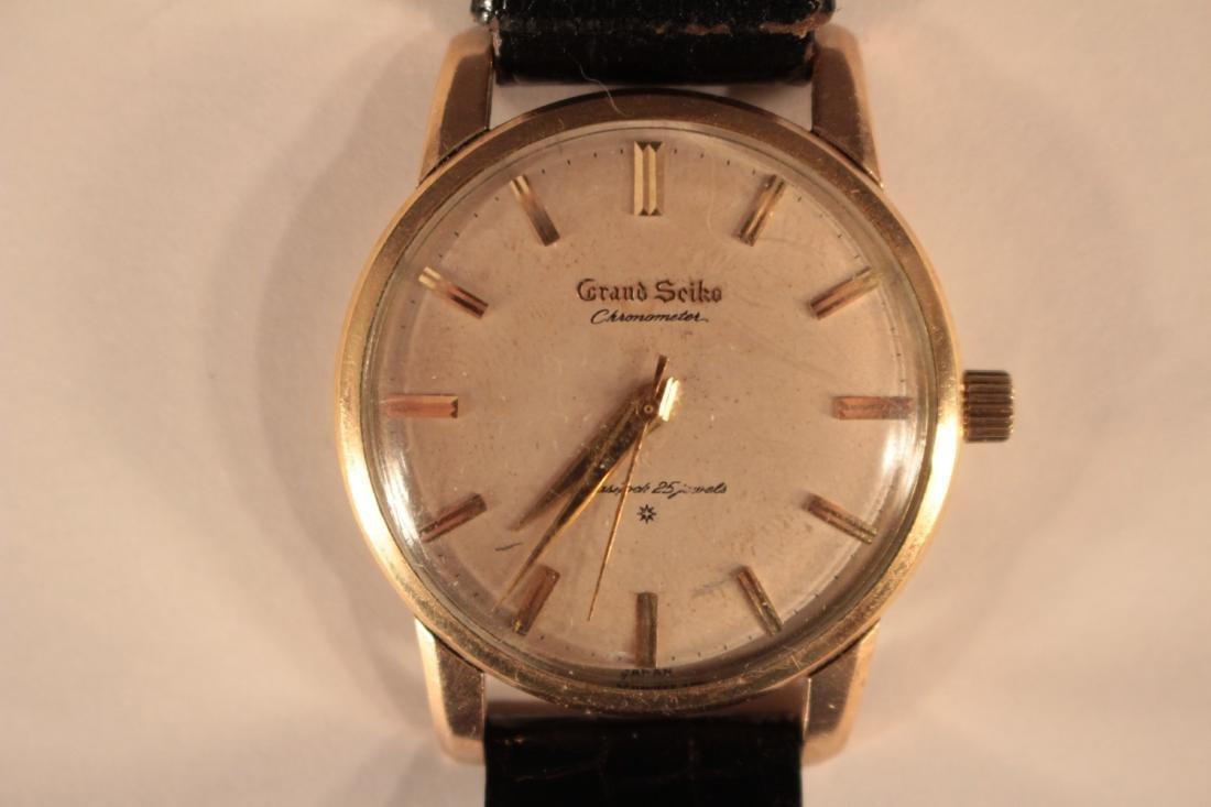 Grand Seiko Chronometer Gentleman's Wrist Watch - 2