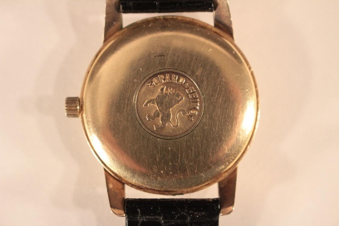 Grand Seiko Chronometer Gentleman's Wrist Watch - 3