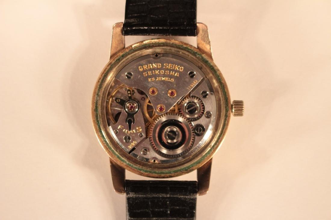 Grand Seiko Chronometer Gentleman's Wrist Watch - 4