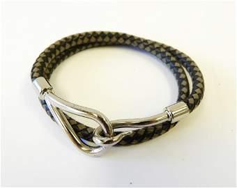 Hermes Jumbo Double Tour Bracelet