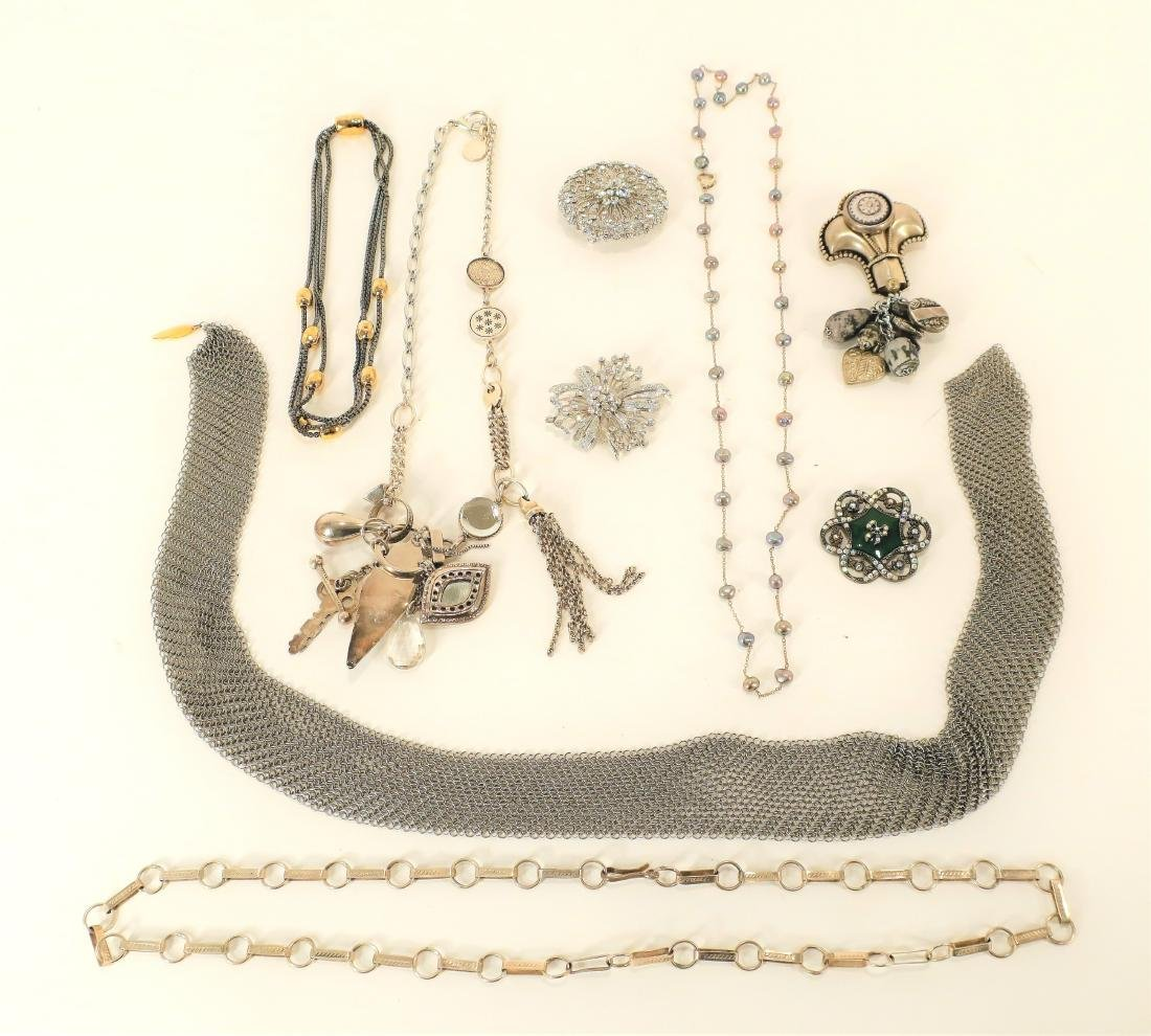 Large Lot of Assorted Costume Jewelry - 2
