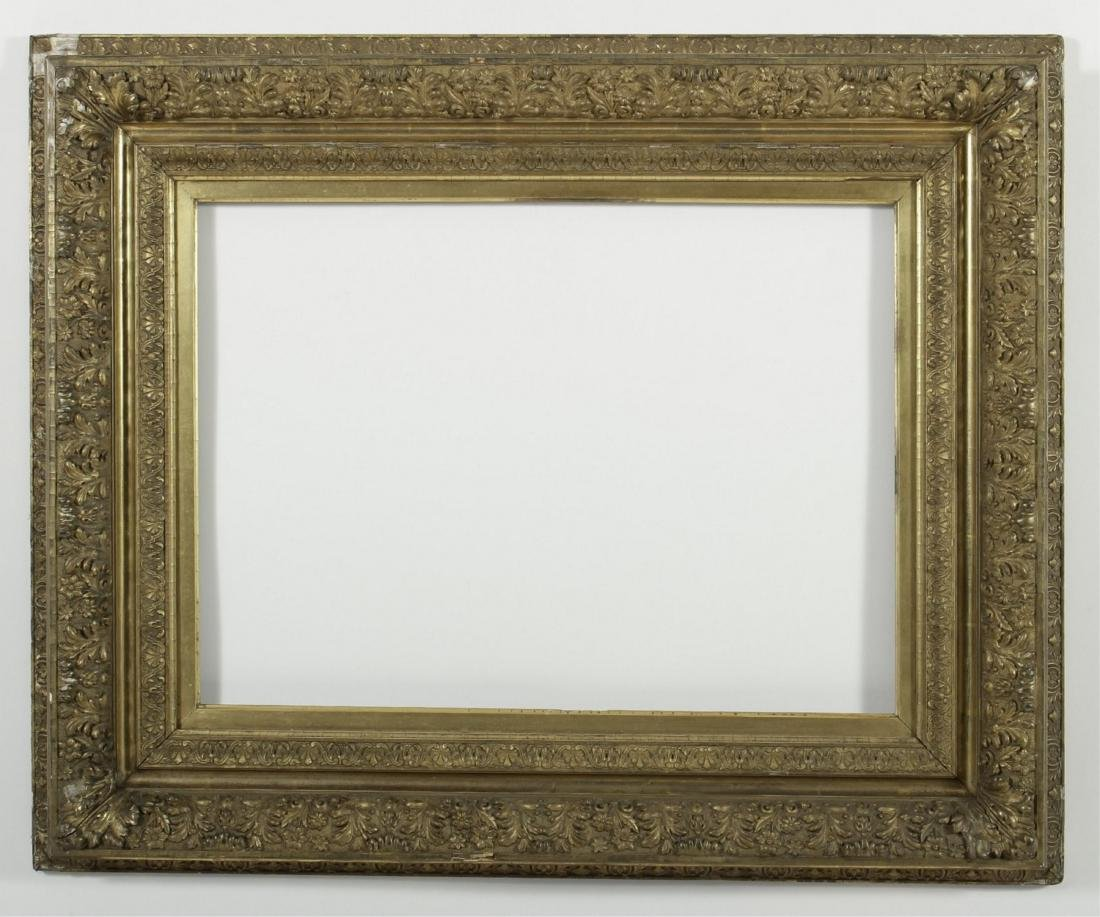 19th c. American Giltwood Picture/Mirror Frame