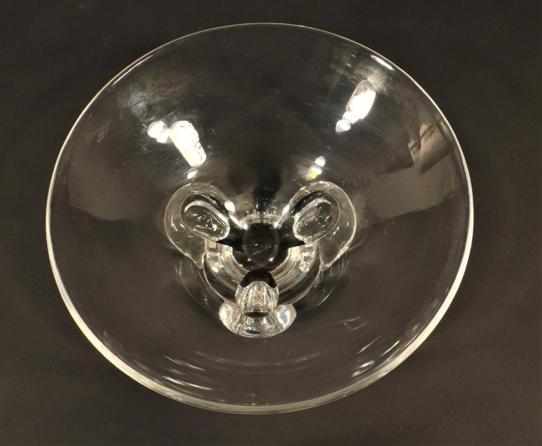 2 Steuben Glass Bowls - 2