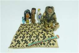 Dolls, Vintage Canadian Eskimo, etc.