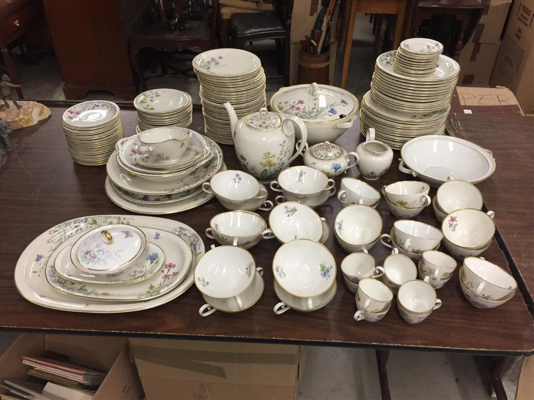 Krautheim Porcelain Dinner Service for 12