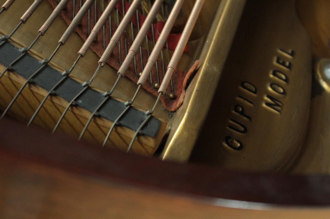 Sohmer Baby Grand Piano - 5