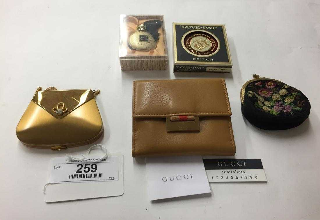 1e5af96b083d86 Gucci Leather Billfold & Others