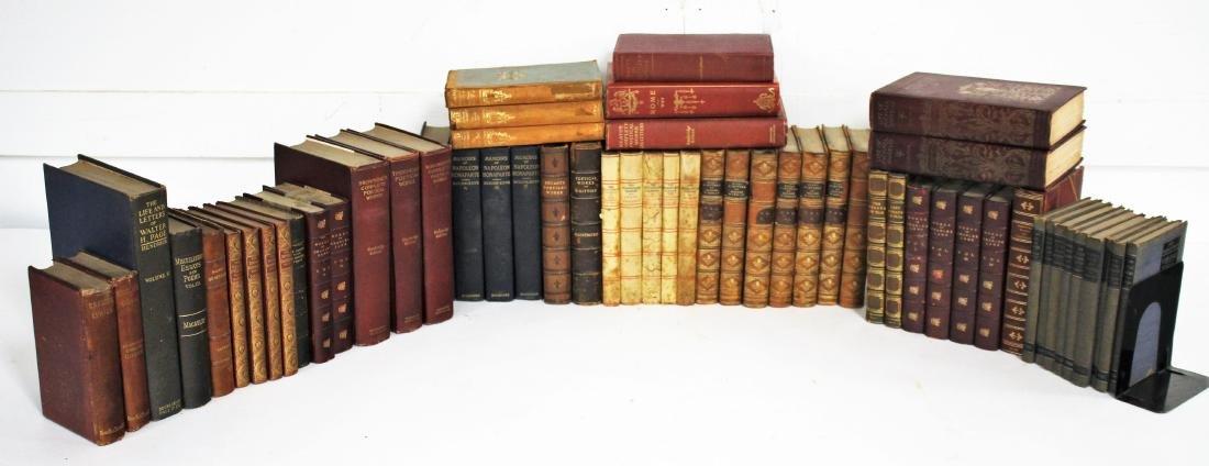 Antique Books of Poetic Works