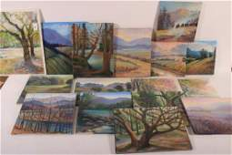 Sandra Rubel Trees and Rural Landscapes