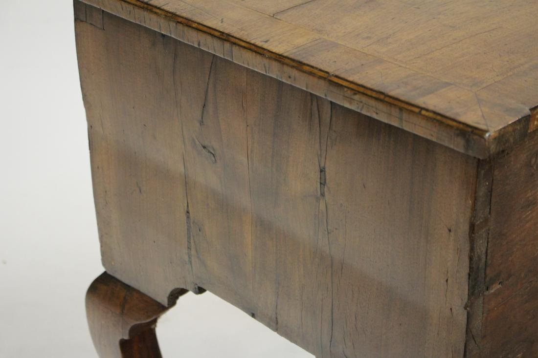 George I Walnut Lowboy, Early 18th C. - 6