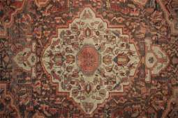 Persian Hand Knotted Wool Rug 5'x3'-5