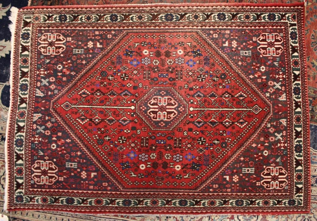 Wool Pile Area Rug Made in Iran - 2