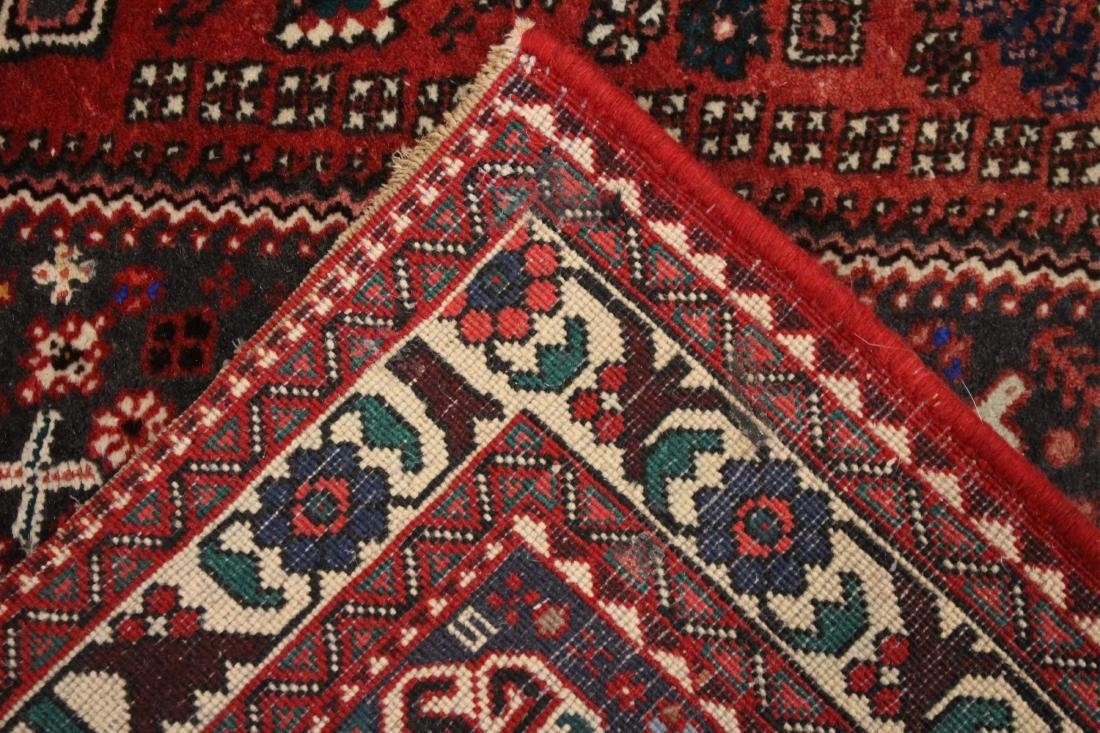 Wool Pile Area Rug Made in Iran - 5