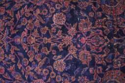 Persian Hamadan Hand Knotted Carpet 12'-3x8'-8