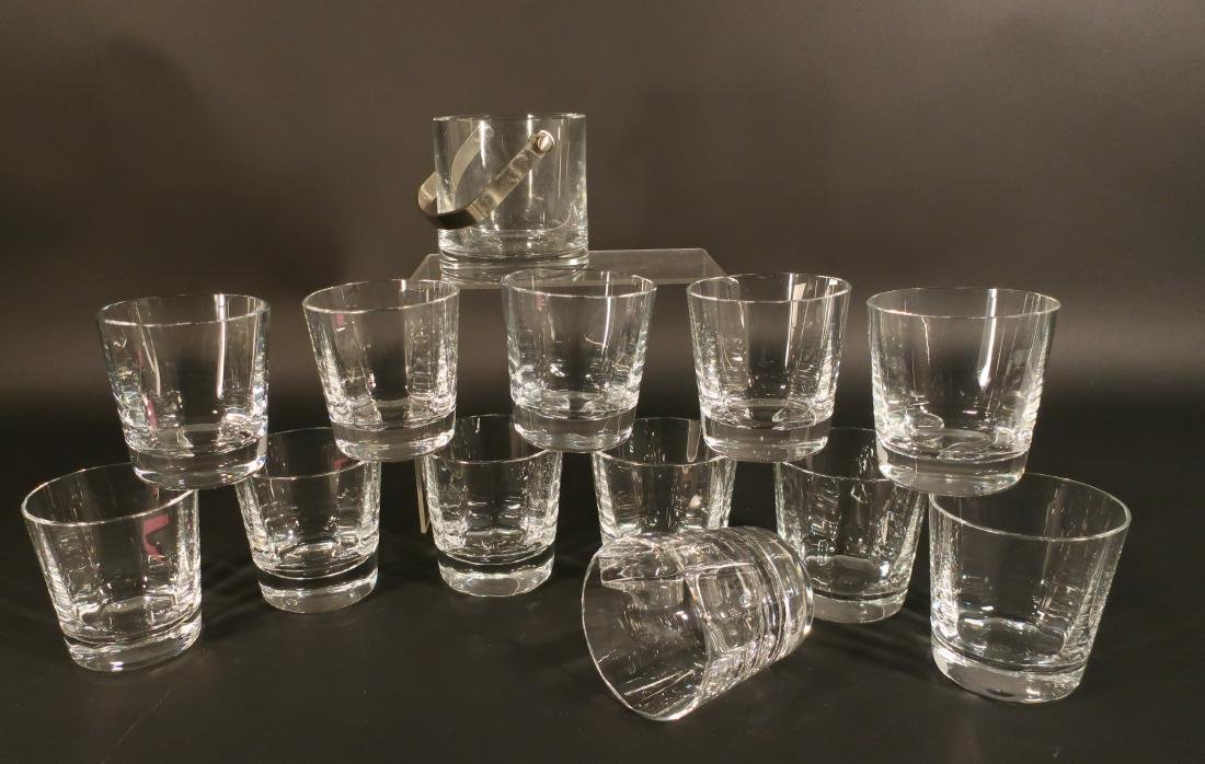 St Louis & Baccarat French Crystal Barware