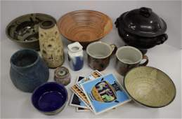 Art and Modern Pottery and Similar Additions