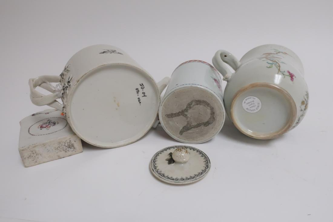 (4) Chinese Export Pieces - 2