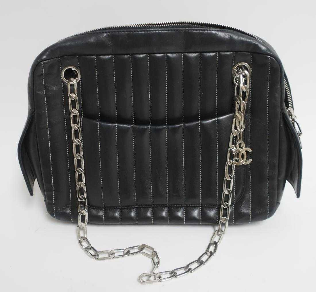 217e503293ab Chanel Lamb Skin Handbag