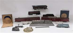 Train Memorabilia & Model Trains