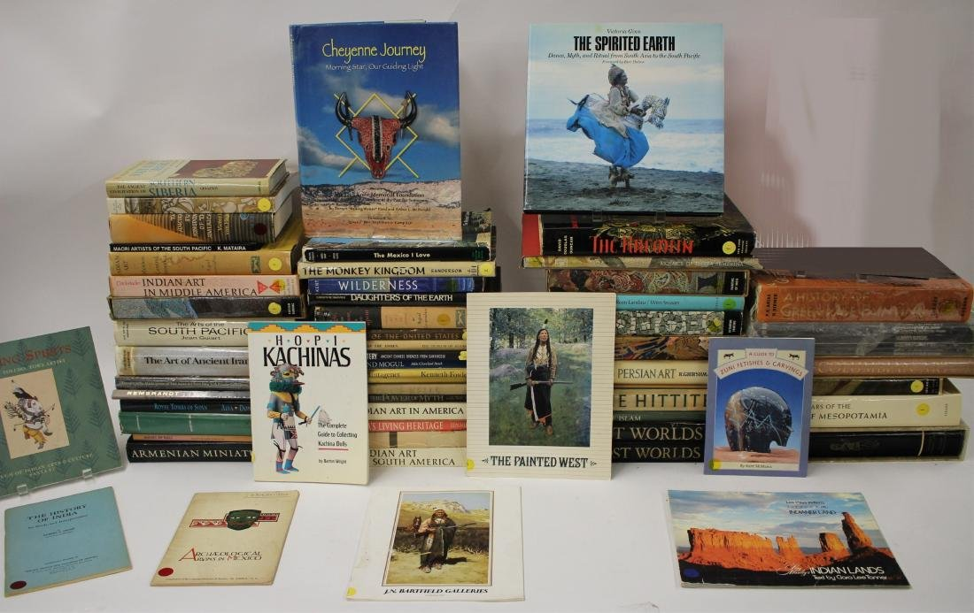 Books on Native Am Indians, ancient Civil, Eastern