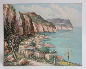 Domenico Tosetto,Italian,Coastal, O/B