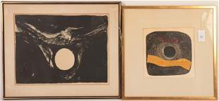 Ruth Tulving (1939-1912) Silkscreen & Lithograph