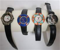 Group of Four Ladys Watches