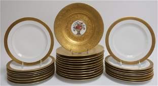 Hutschenreuther Porcelain Plates