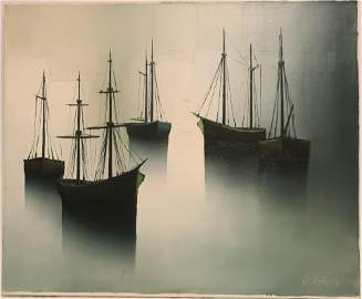 Gilbert Bria - Silent Sails