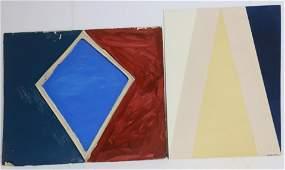 Winston Roeth, Modern & Triangle Abstract
