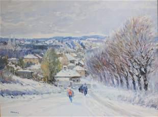 Malva (Omar Hamdi) - Winter's Day
