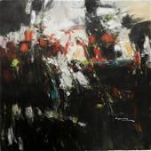 Christian Nesvadba - Abstract la Neige au Soir