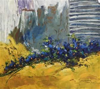 Christian Nesvadba - Floral Abstract